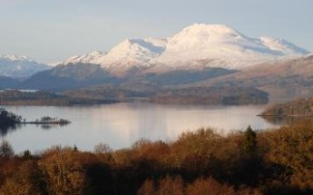 Come in winter, when Loch Lomond is often at its scenic best