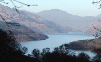 Northern Loch Lomond